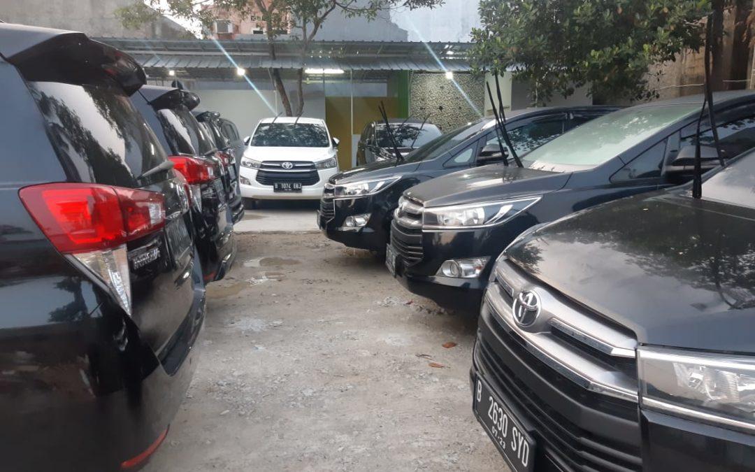 Perawatan Armada Mobil Komando Transindo